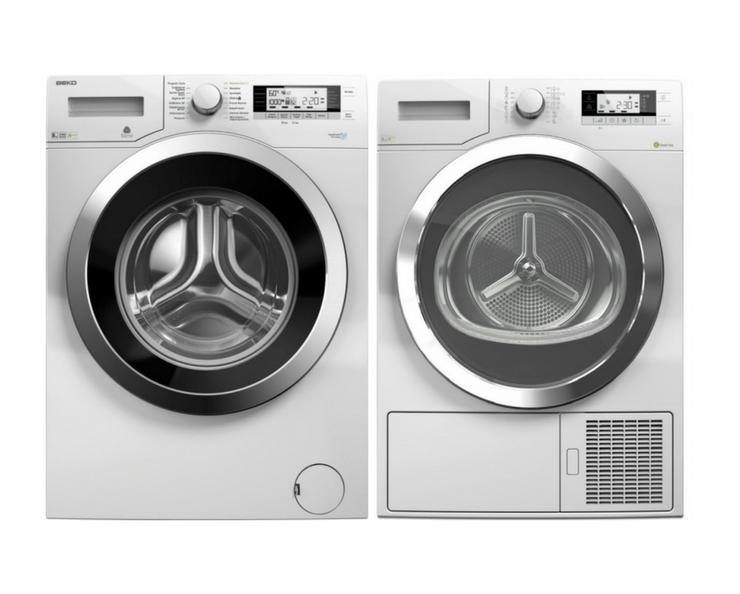 Nejlepší sety pračka + sušička na trhu