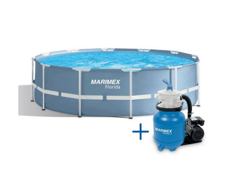 Nejlepší nadzemní zahradní bazény