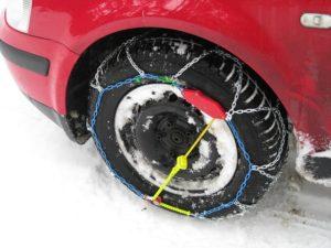 Nejlepší sněhové řetězy