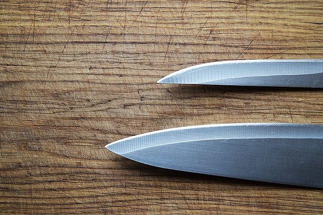 Jak správně brousit nůž