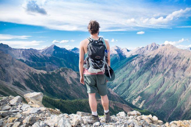 jak vybrat turistický batoh