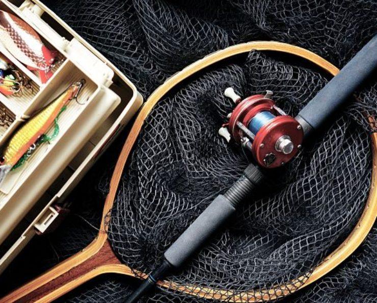 Rybářské dárky