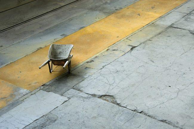 jak betonovat
