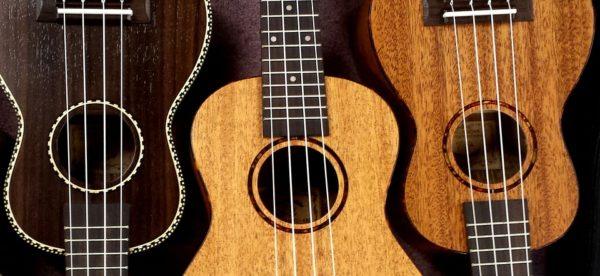 jak vybrat ukulele