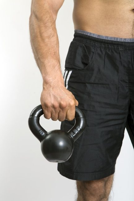 kettlebell pro muže jak cvičit
