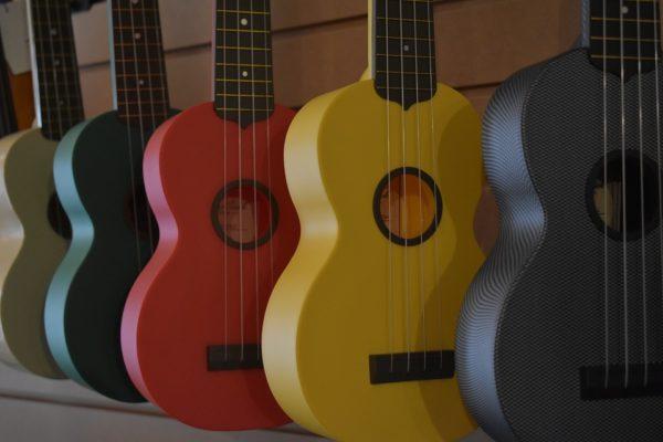 nejlepší ukulele zkušenosti