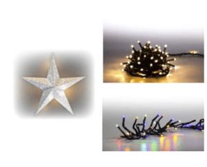 nejlepší vánoční osvětlení