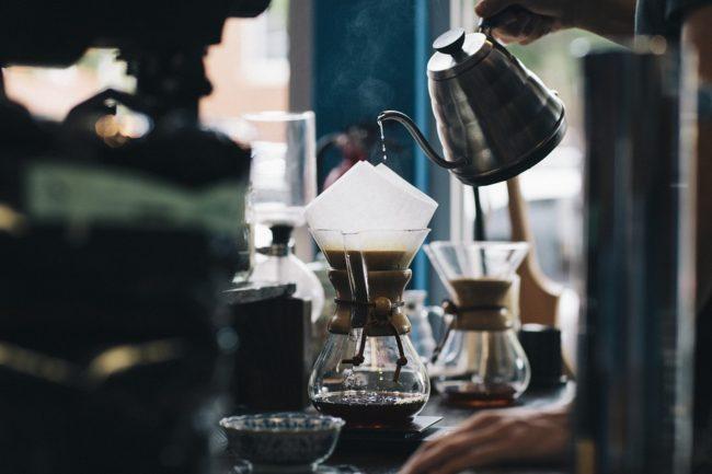 překapávač na kávu zkušenosti