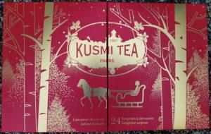 Adventní kalendář Kusmitea