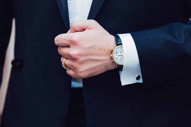 jak vybrat hodinky pro muže