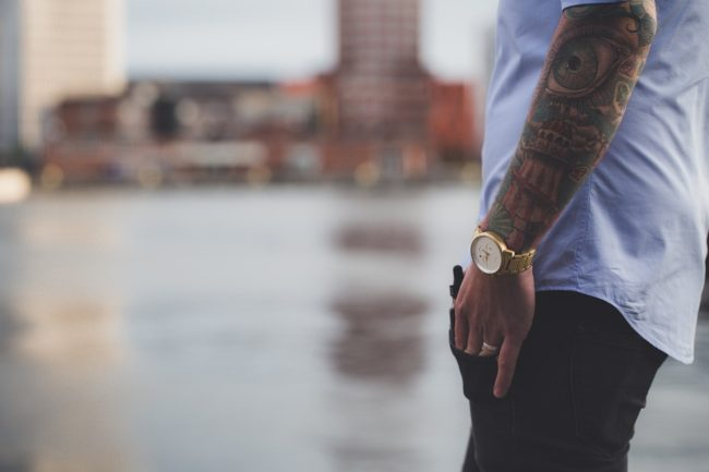 jak vybrat pánské hodinky