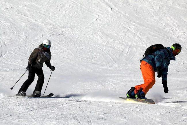 Jaké koupit lyžařské rukavice