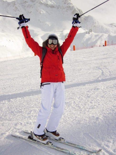 kvalitní lyžařské brýle