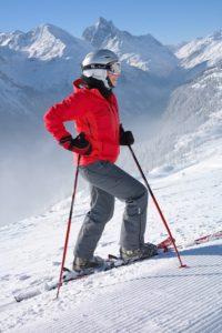 lyžarsky kalhoty dámské