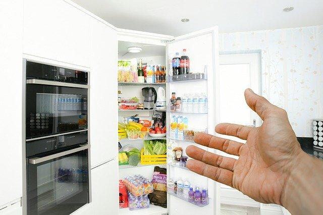 Správná teplota v lednici