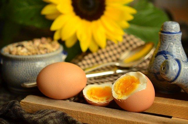 vajce a cholesterol