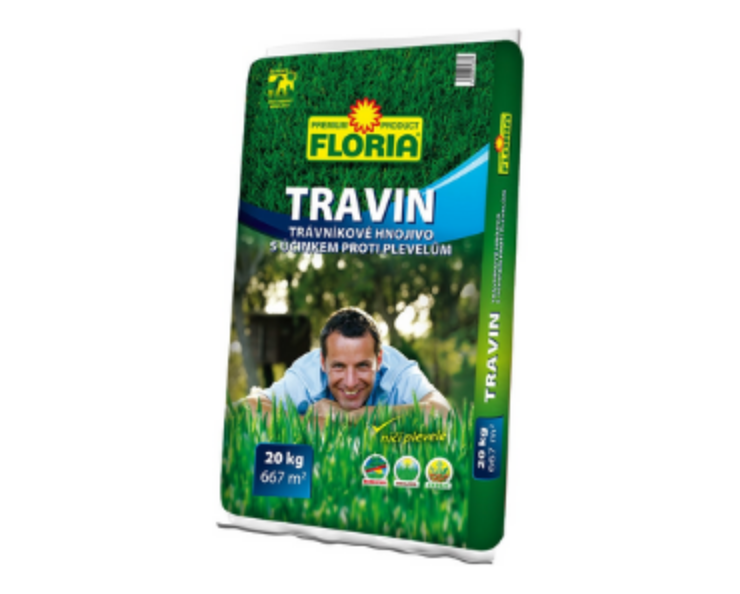 nejlepší hnojiva na trávník