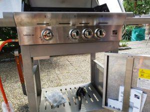 gril G21 California BBQ Premium Line - hořáky
