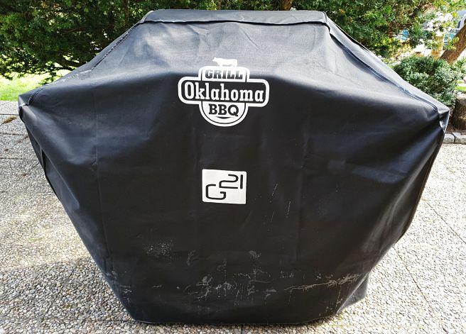 gril G21 California BBQ Premium Line - obal