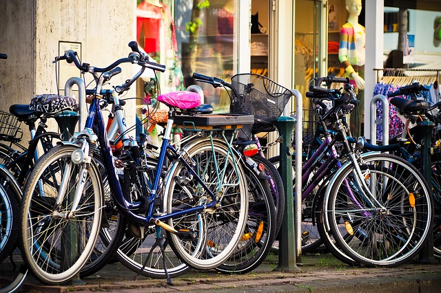 jak vybrat městské kolo