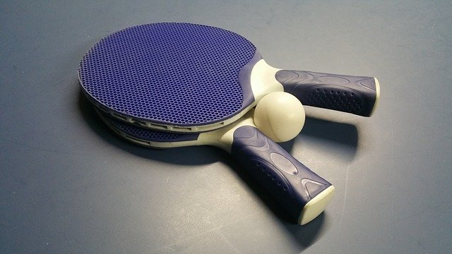 kvalitní pálky na stolní tenis