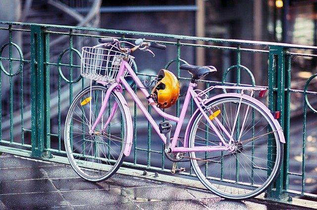 městské kolo dámske
