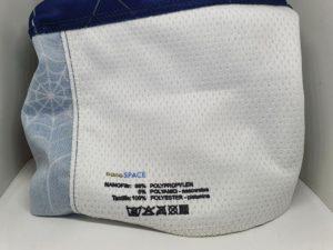 Antivirový šátek Nanospace