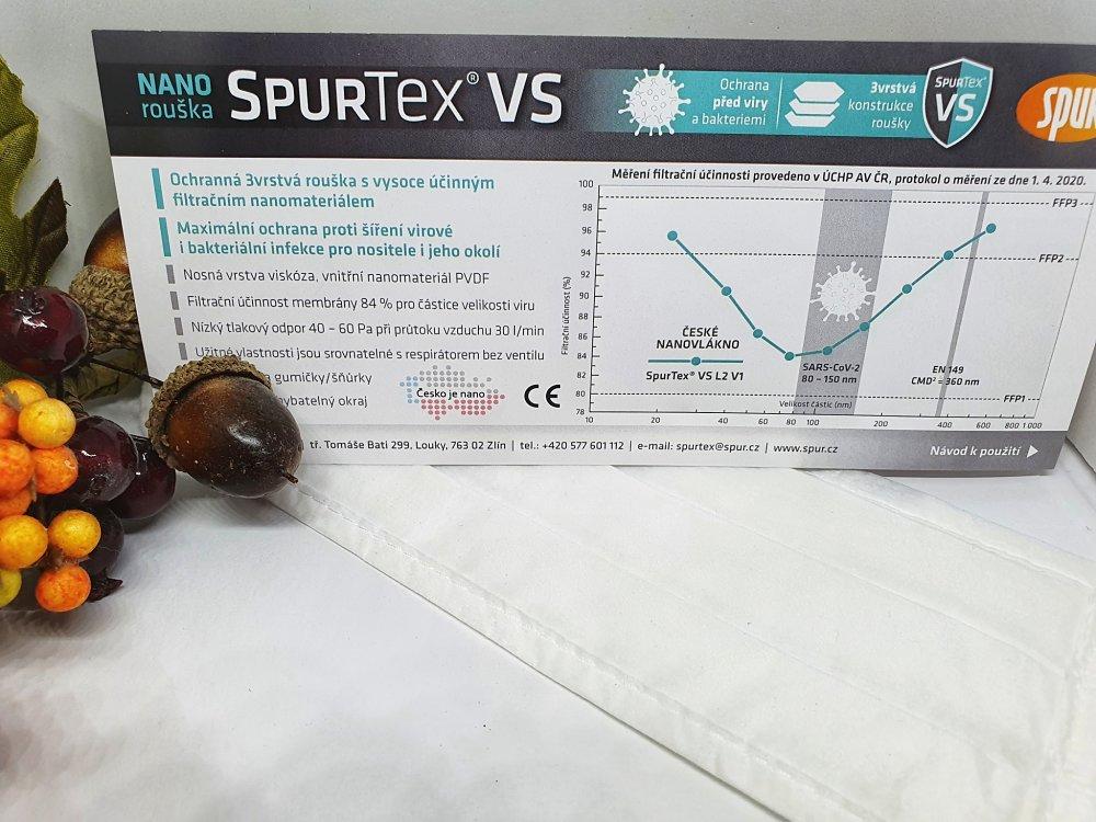 Nano rouška Spurtex