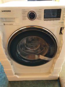 Samsung WW80J5446FW zabalená pračka