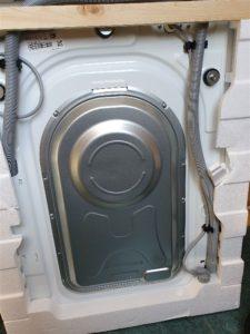 Samsung WW80J5446FW zadní strana pračky