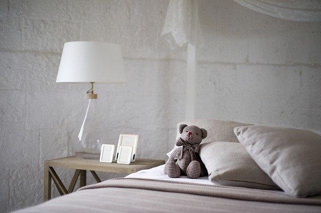 osvětlení do ložnice