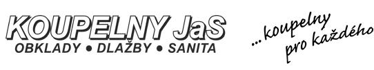 koupelny JAS logo