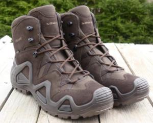 nejlepší vojenské boty