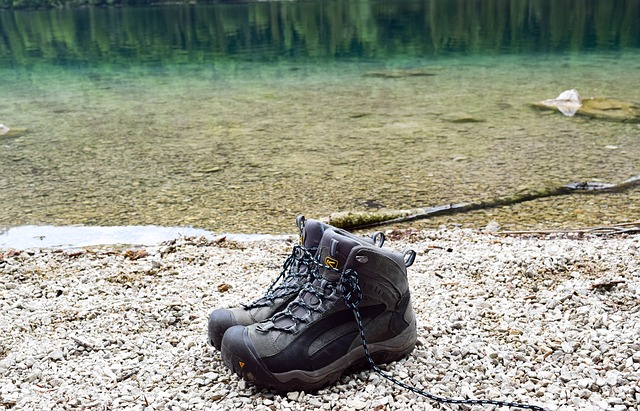 nepremokavá a prodyšná obuv