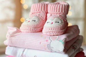 Výbavička pro miminko - oblečení