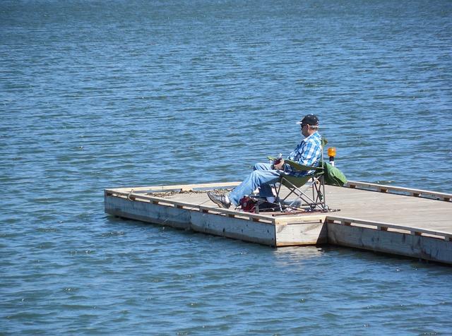 Nejlepší rybářské křeslo