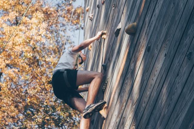 Proč trénovat lezení?