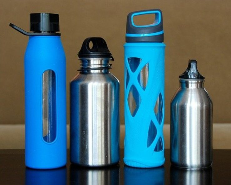 Nejlepší zdravé lahve na vodu