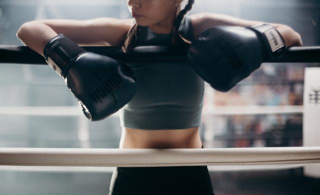 rukavice na box pro ženy