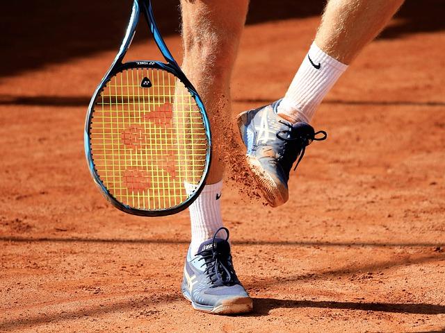 jak vybrat boty na tenis