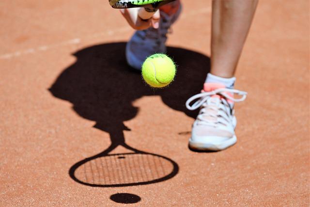 výbava tenistu